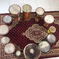 Crculo de tambores en Mendoza