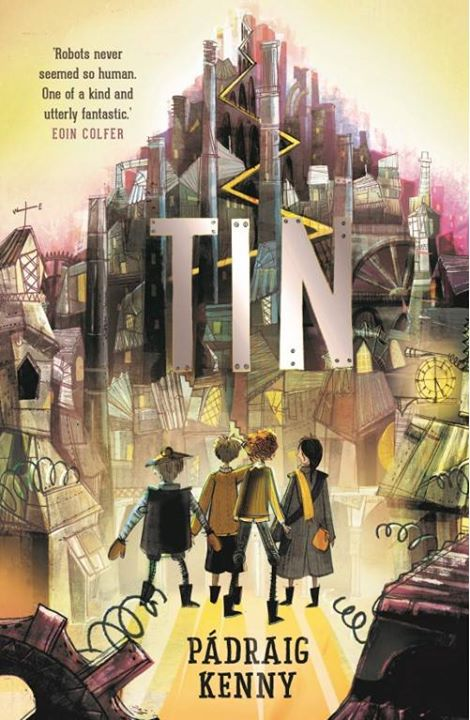 TIN by Padraig Kenny  Book Launch