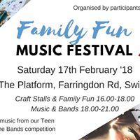 Family Fun Music Festival