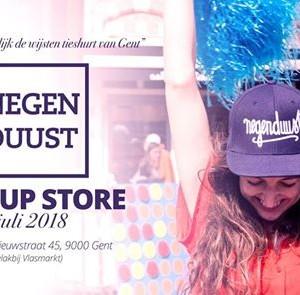 Opening Negenduust Pop Up Store