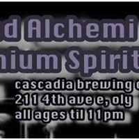 Sound Alchemi Premium Spirits (ALL AGES)