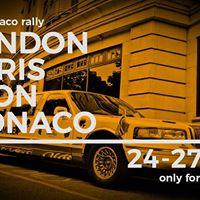 Pure Rally Monaco 2018