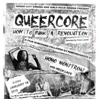 Screening Queercore How To Punk A Revolution and more