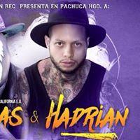 ILL MSCARAS &amp HADRIAN EN PACHUCA