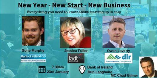 January Digital Dun Laoghaire Meetup