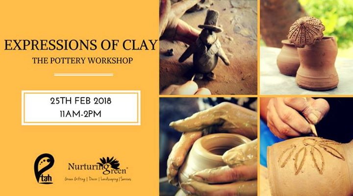 Expressions of Clay - The Pottery Workshop