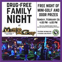 Drug Free Family Night
