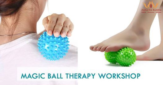 Magic Ball Therapy Workshop - For Healing and Wellness