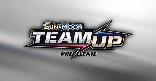 Pokemon Team Up Prerelease