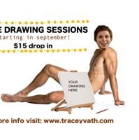 Life Drawing Sessions Sept to Dec