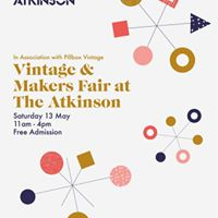 Spring Vintage &amp Makers Fair at The Atkinson