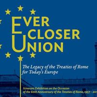 Free Events - Ever Closer Union - Lecture and exhibition