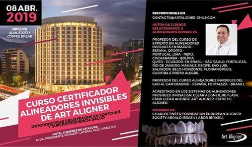 Curso Certificador Alineadores Invisibles Art Aligner