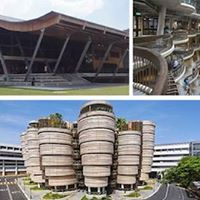 NTU Hive &amp The Wave Technical Visit