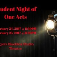 Student Night of One Acts (SNOOA)