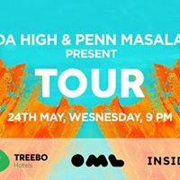 Da High &amp Penn Masala Present The Yuva Tour 2017