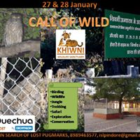 Call of Wild - Khiwni Wildlife Sanctuary with ISLP &amp Decathlon