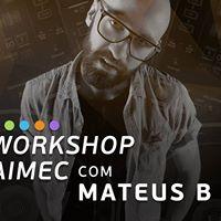 Workshop Aimec Tcnicas avanadas de mixagem com CDJ 2000 NXS2
