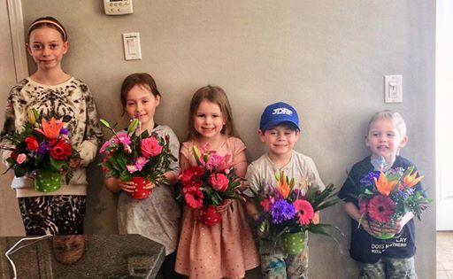ParentKid Floral Workshop
