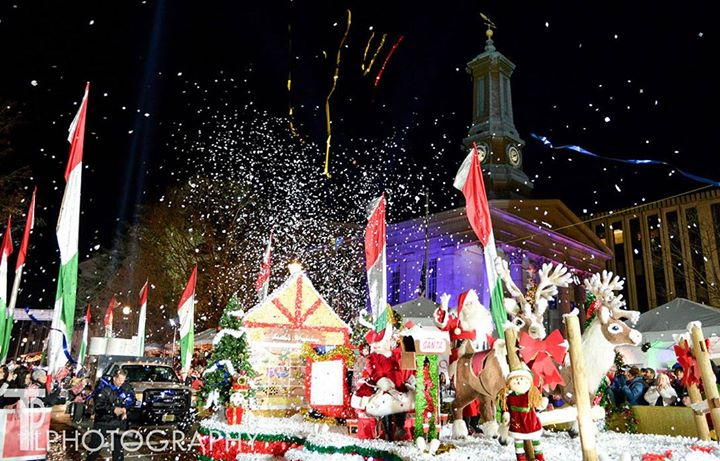 QVC West Chester Christmas Parade presented by GWCC