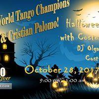 Halloween Milonga with Costume Contest and Performance