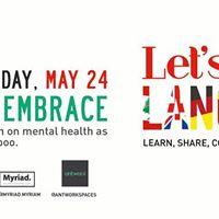 Lets Talk Language x Embrace  Beirut Finale