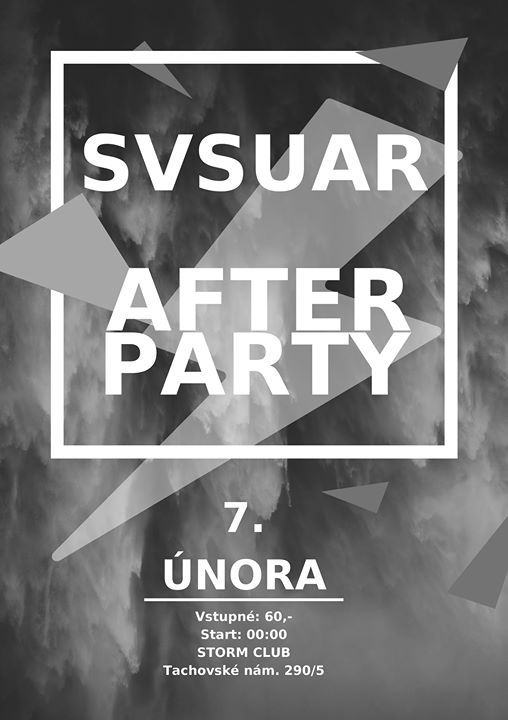 After party SSUAR