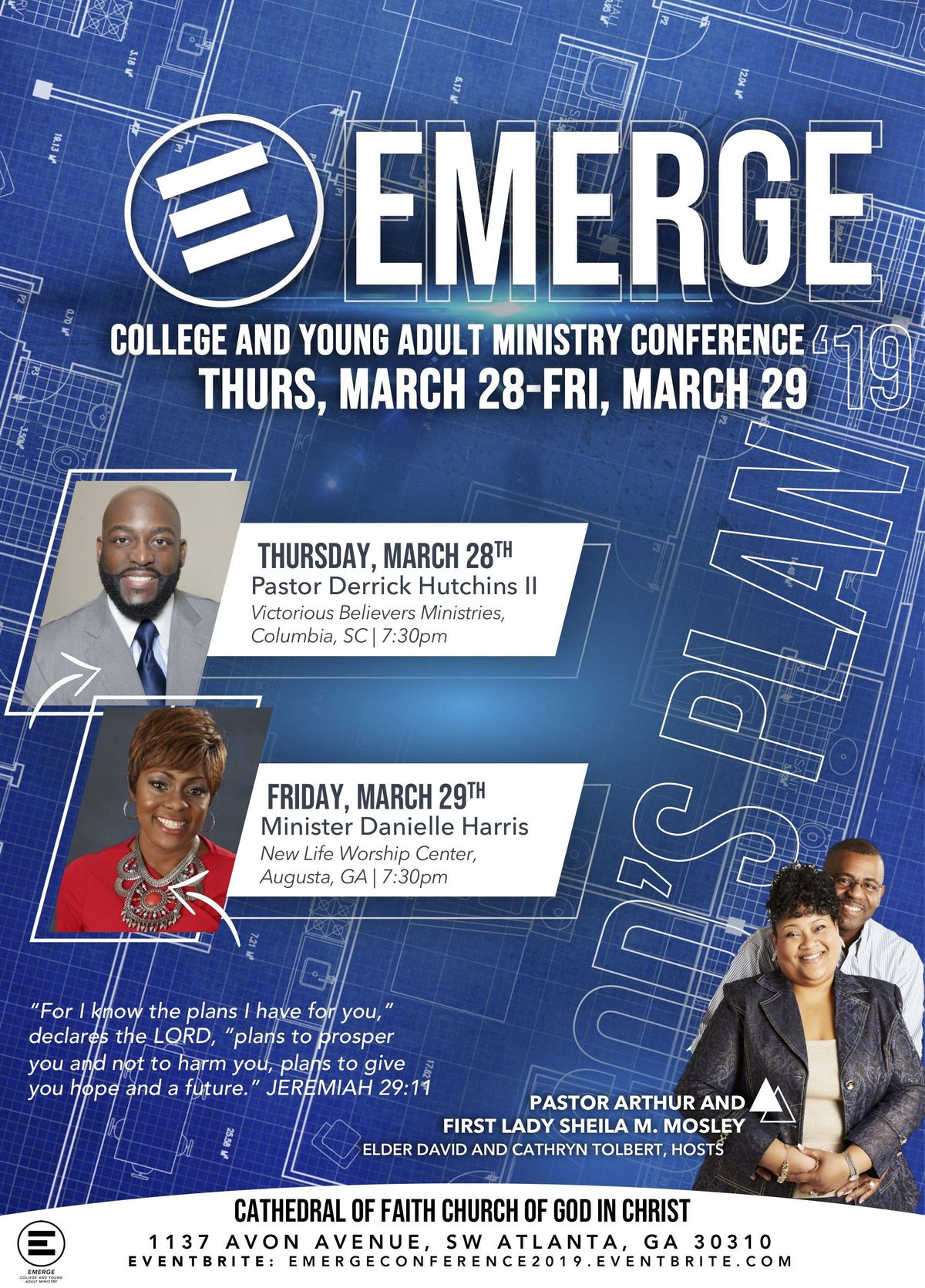 EMERGE Conference 2019