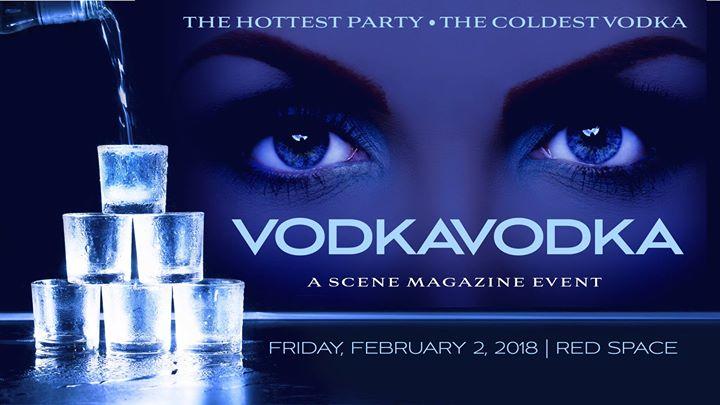 SCENE Vodka Vodka 2018