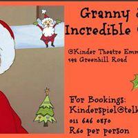 Granny Susans incredible Christmas