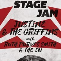 Justine and the Griffins w Ruth Purves Smith at the Ship&ampAnchor
