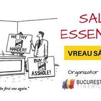 Sales essentials - seminar gratuit