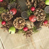 Christmas Door Wreath Workshop - New Session