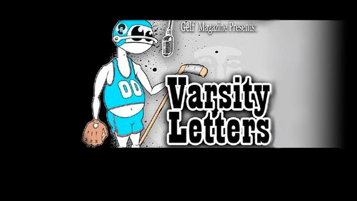 Gelf Magazine Presents Varsity Letters