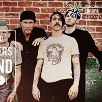 Luned 16gen2017 RedHotChiliPeppers Tribute WHAT ThE FuNk live STARKS