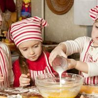 Kids Cooking Class Apple Crostada