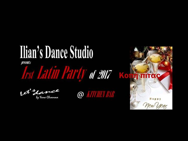 1rst Latin Party of 2017
