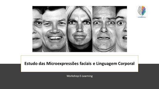 Estudo das Microexpresses faciais e Linguagem Corporal