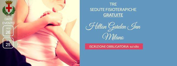 Trattamenti fisioterapici gratuiti a Milano