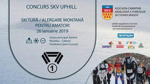 SKV Uphill Winter - Editia a II a