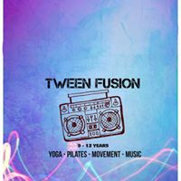 Tween Fusion Thursday 1800 at Valley Park Comm Centre 14th Sep