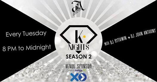 Kibasa Nights - 18th September