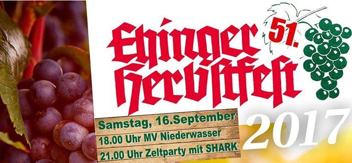 51.Ehinger Herbstfest