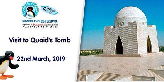 Visit to Quaids Tomb
