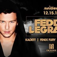 PARTY BUS to see Fedde Le Grand at Exchange LA
