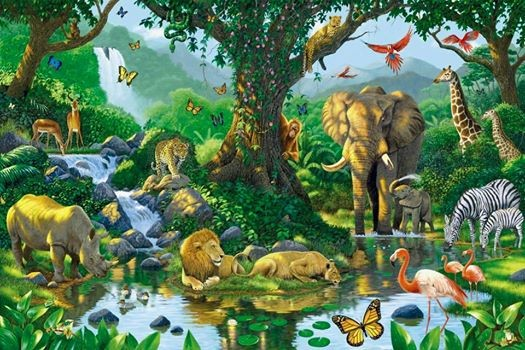 VBS Surviving the Jungle