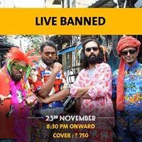 Live Banned - Thursday Live