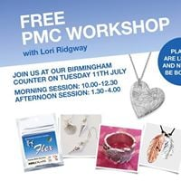 Free PMC Workshops with Lori Ridgway