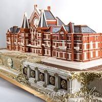 Cake Decorating - Sugar Realm Style with Ileana Saldivia