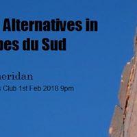 Winter Presentation - Alpine Alternatives in the Alpes du Sud